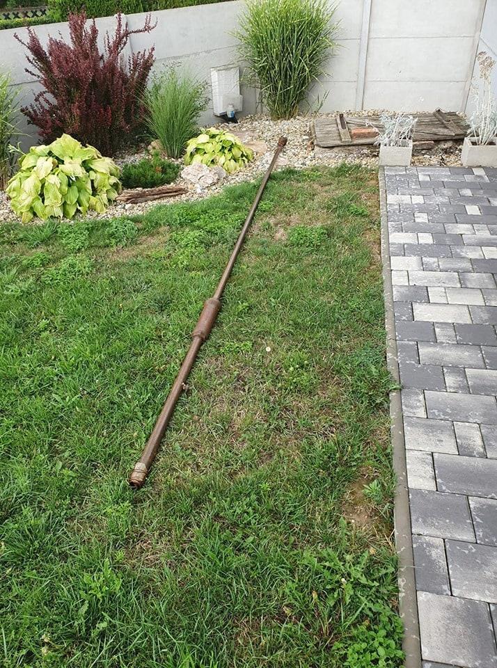 Poriadne dlhá tyč