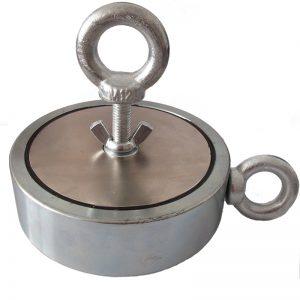 magnet 1000kg pre lovcov