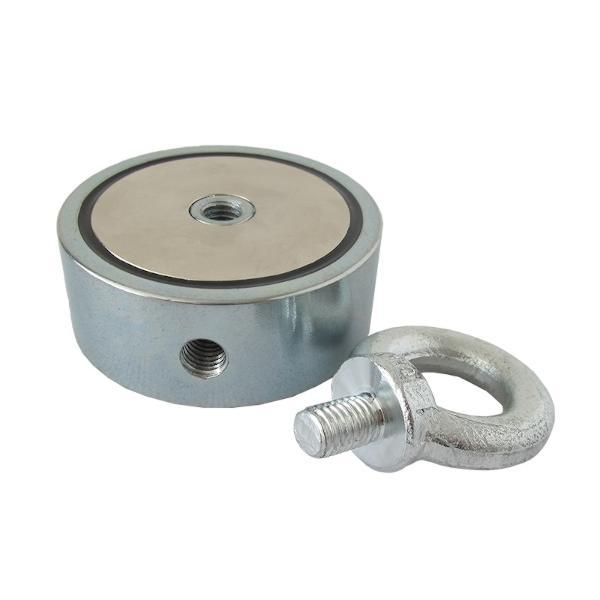 Fishing magnet 310 kg obojstranný