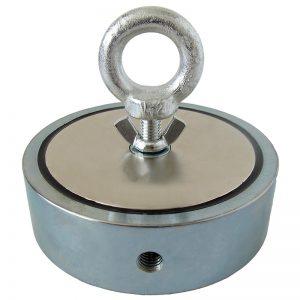 najsilnejší magnet pre magnet fishing 1100 kg