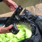 nálezy magnet fishing