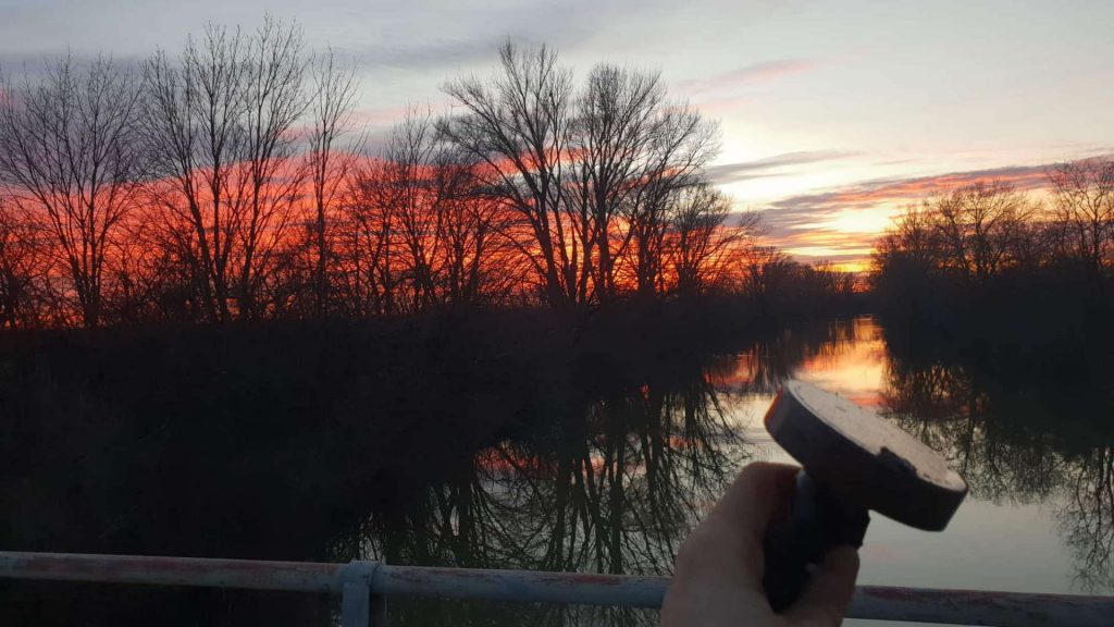 Na love až do západu Slnka