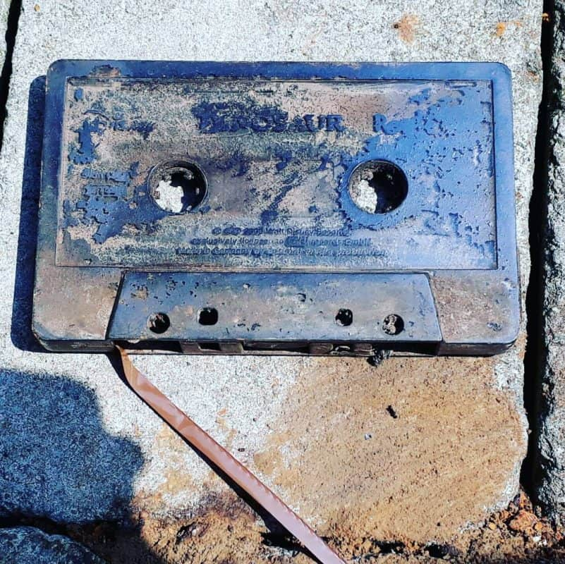 Úlovok audiokazety