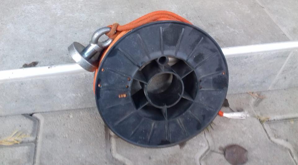 koleso pre lano s magnetom