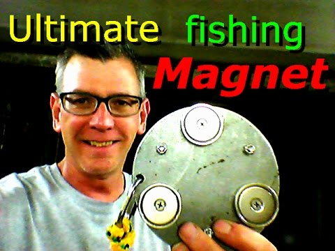 zlepšováky a modifikácie pre magnet fishing
