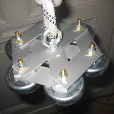 megamagnet zložený zo siedmych magnetov