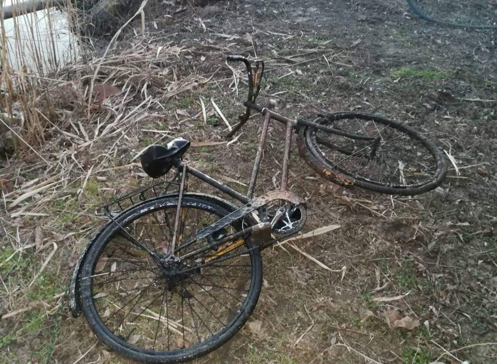 Nález bicykla