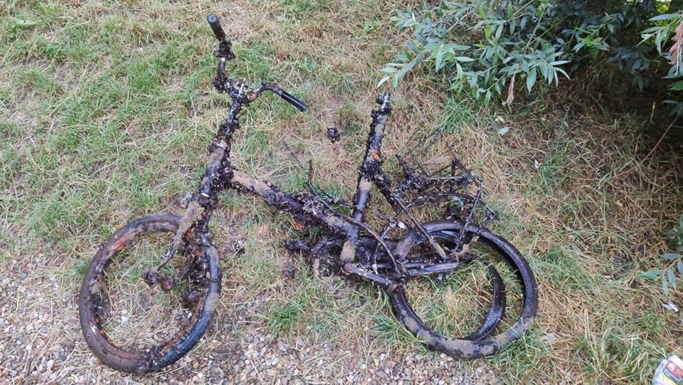 Ďalší úlovok bicykla pre deti