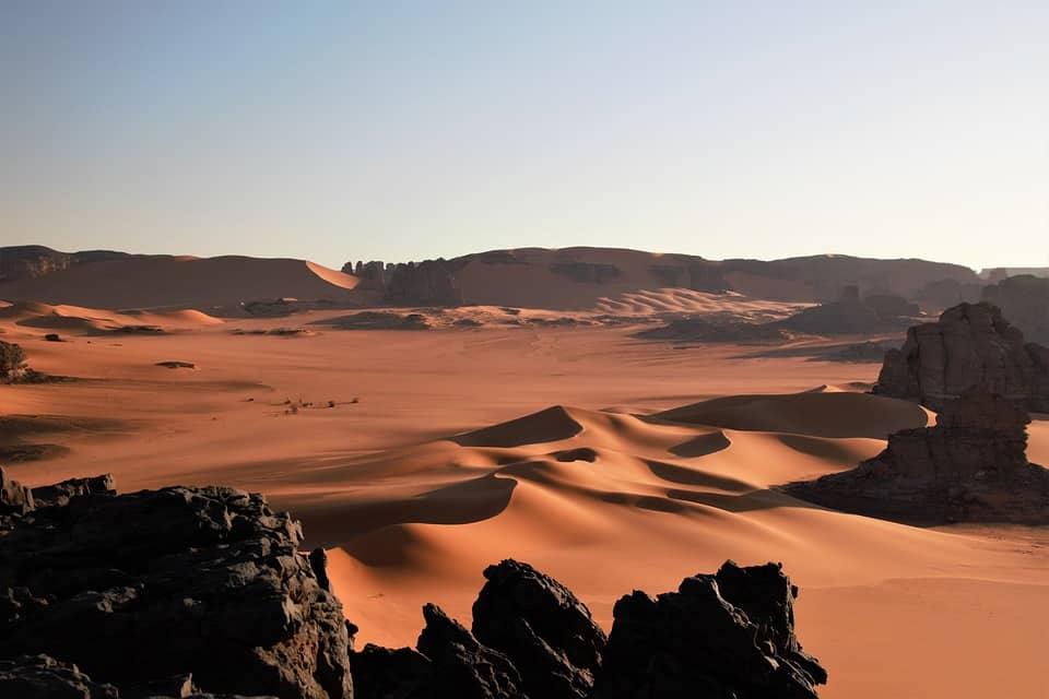 Hľadanie meteoritov na Sahare