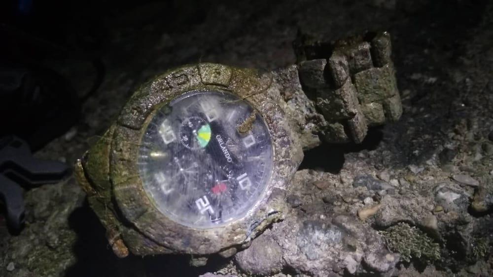 Nález hodiniek