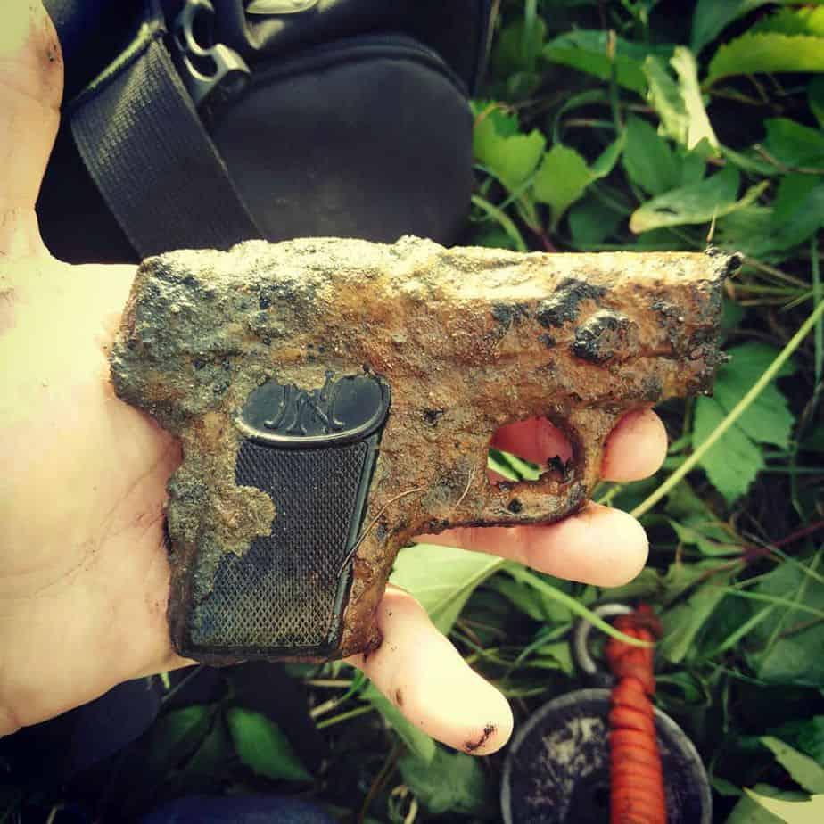 Štartovacia pištoľ
