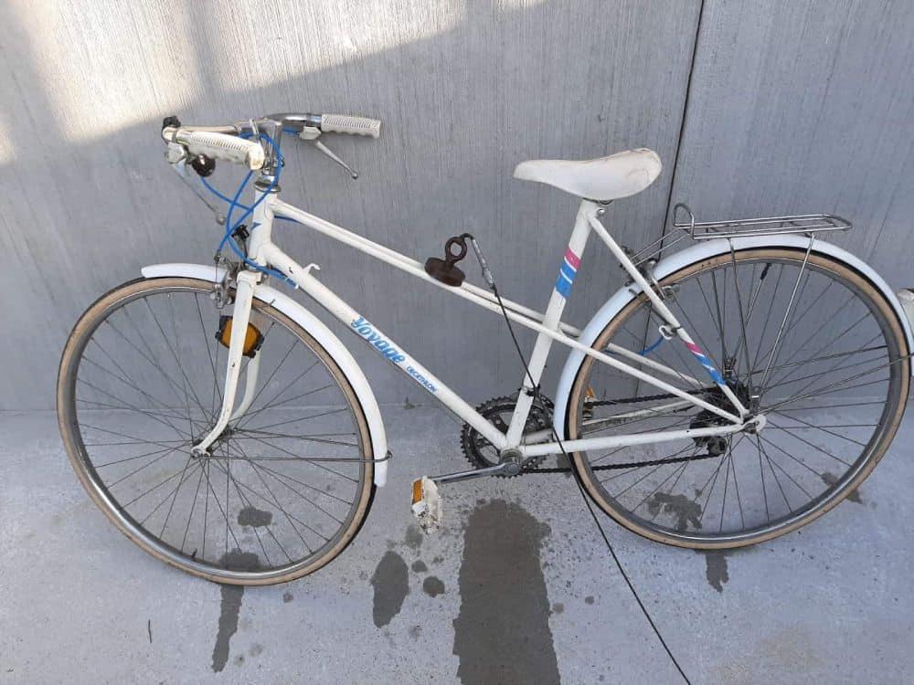 Nový bicykel