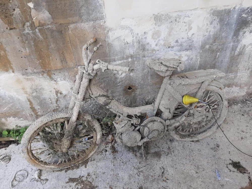 Objav mopedu