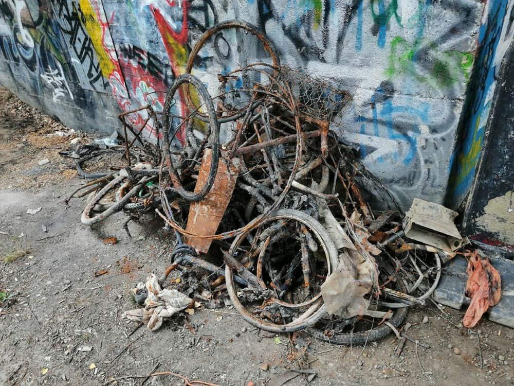 Cintorín bicyklov