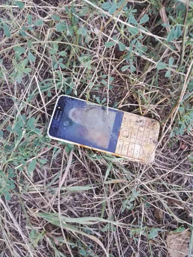 Mobil objavený v Malom Dunaji