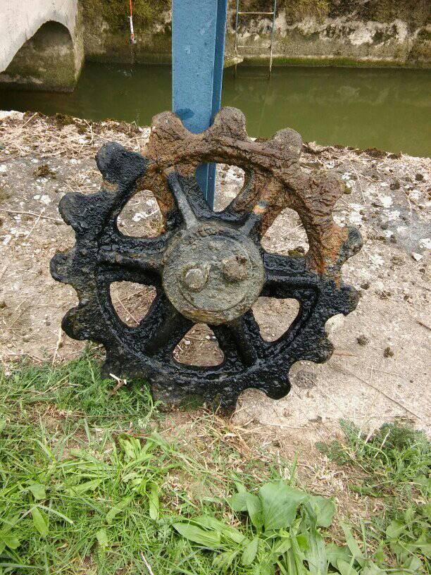 Úlovok ozubeného kolesa