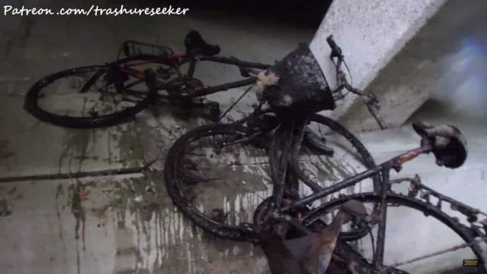 Úlovky bicyklov