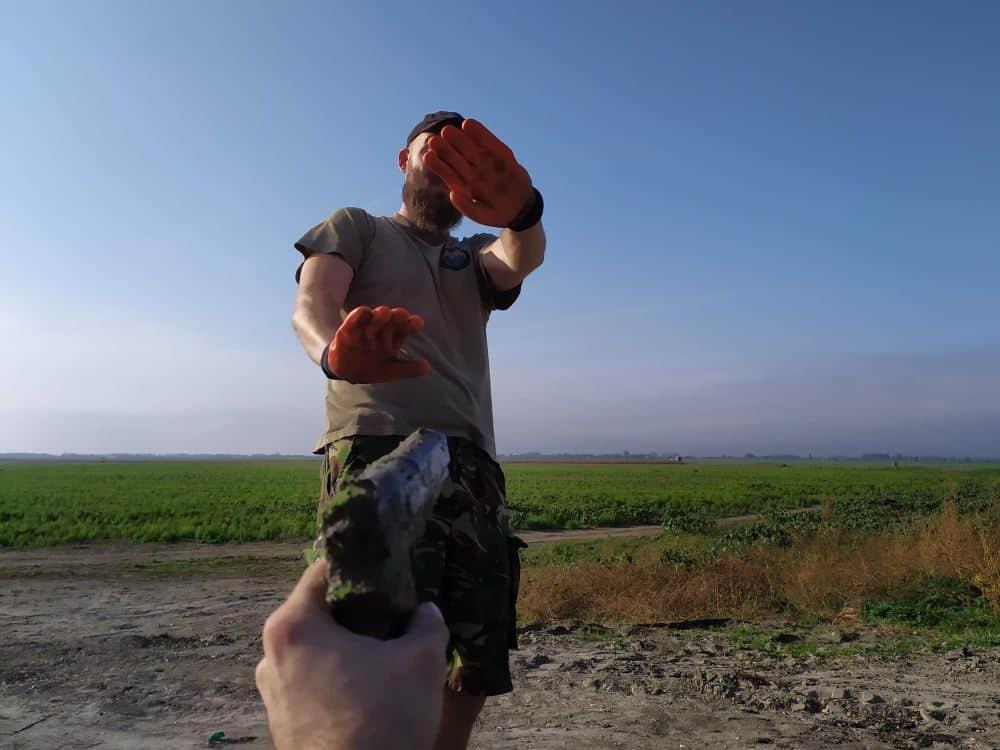 Oto mieri s úlovkov pištole na L-ka